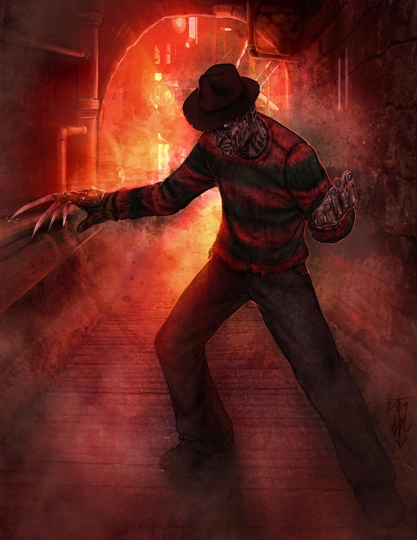 Horror Legends Freddy Krueger Horror Movie Icons Horror Movie Art Horror Villains