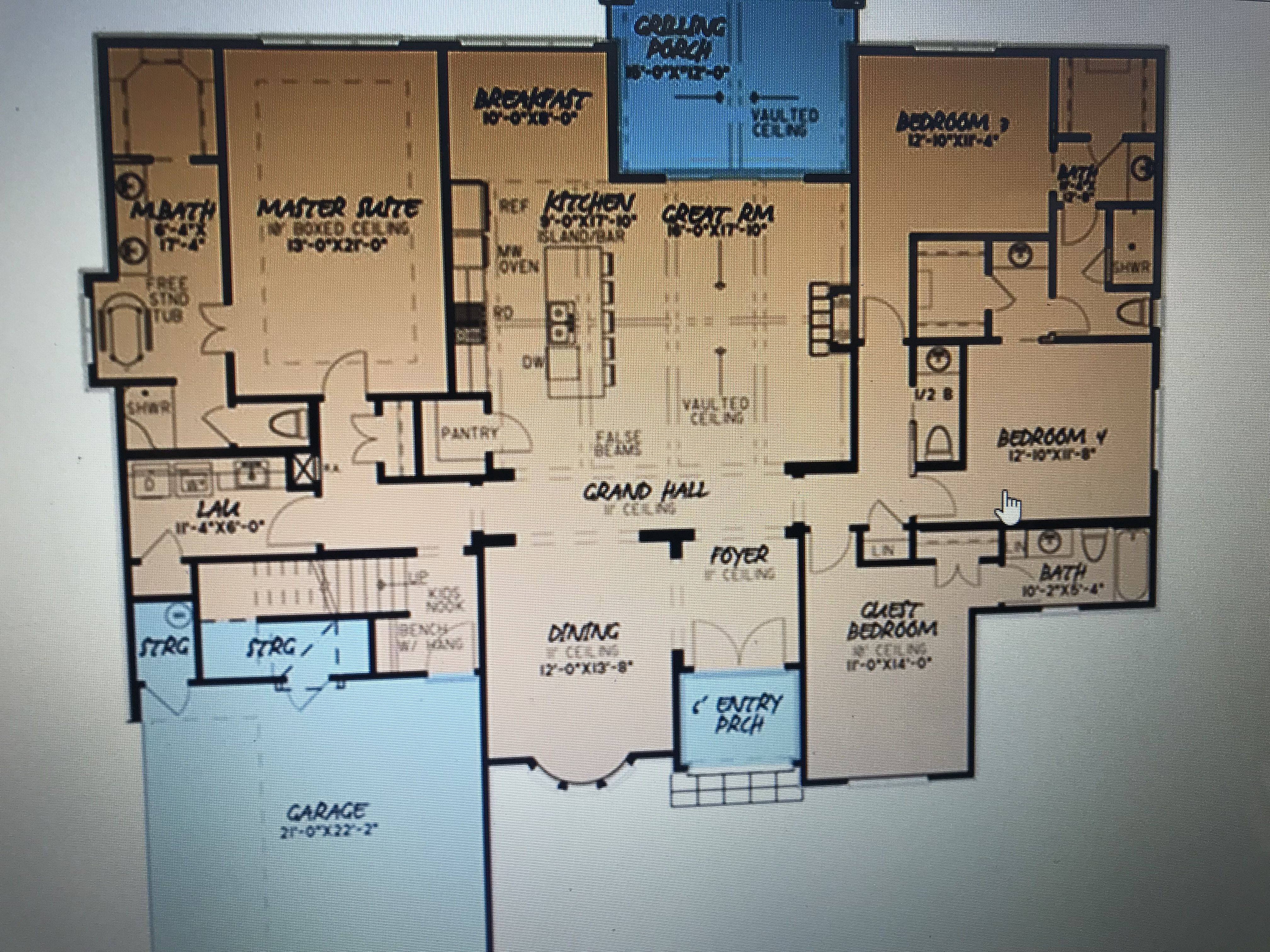 Pin By Becca Chapman On Our House Floor Plans Ute Foyer