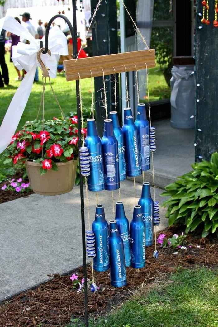 Deko Ideen Zum Selbermachen Fr Sommerliche Stimmung Im Garten