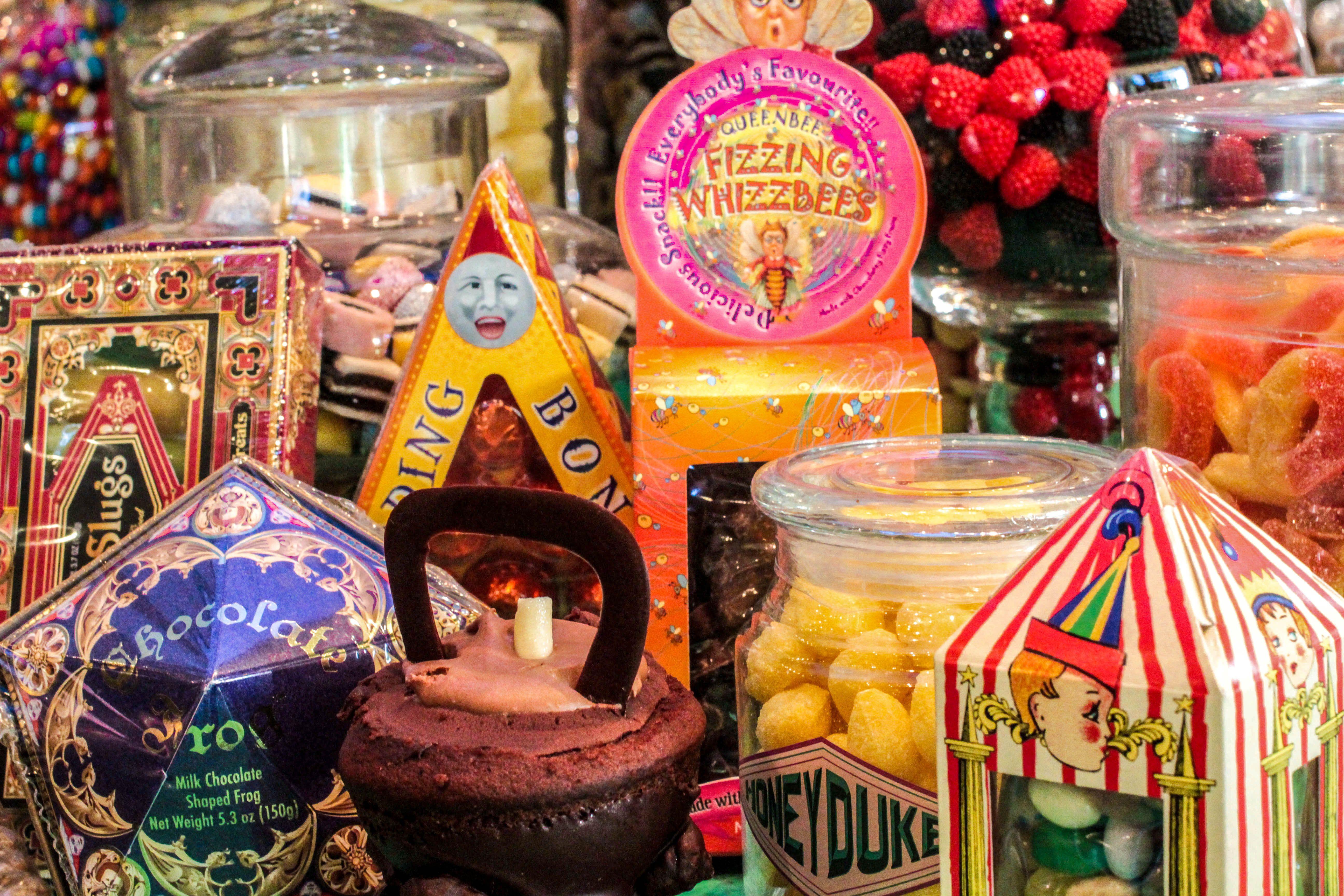 Bertie Bott's Every Flavour Beans Wizarding World of Harry Potter Orlando