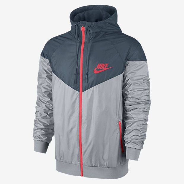 411615d709 Nike Windrunner Jacket Men s ( 85) ❤ liked on Polyvore featuring mens