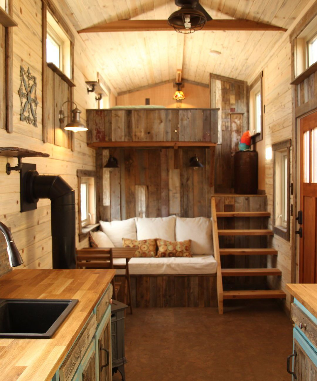 Photo of JJ's Place by SimBLISSity Tiny Homes – Tiny Living