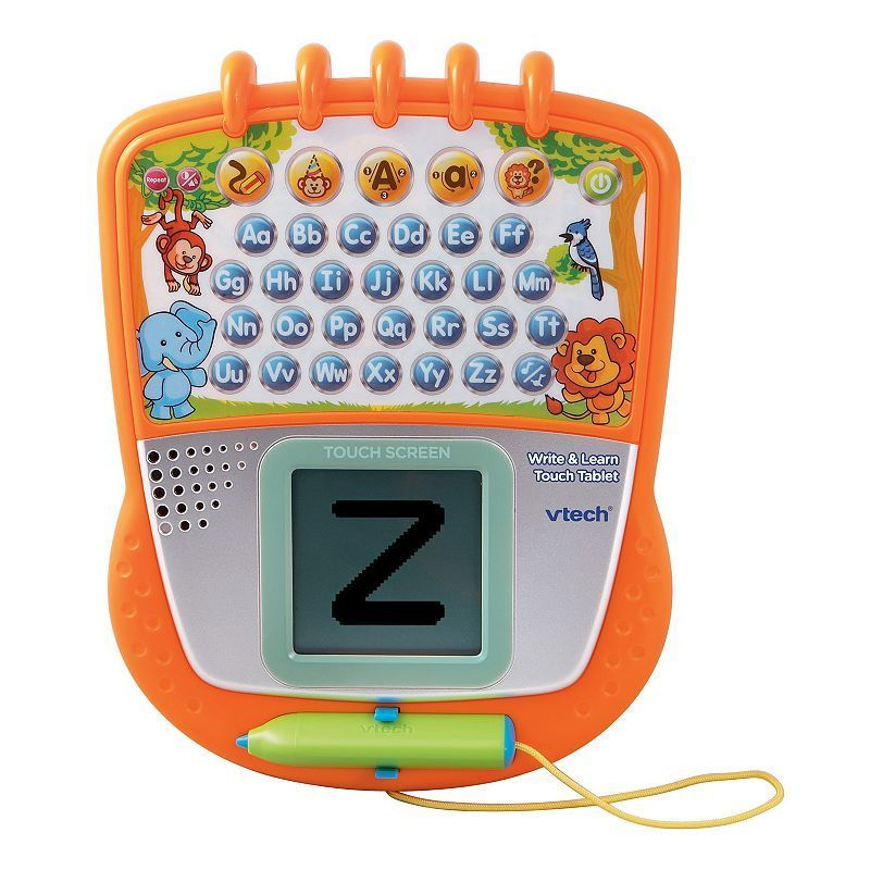 VTech Write & Learn Touch Tablet | Touch tablet, Best ...