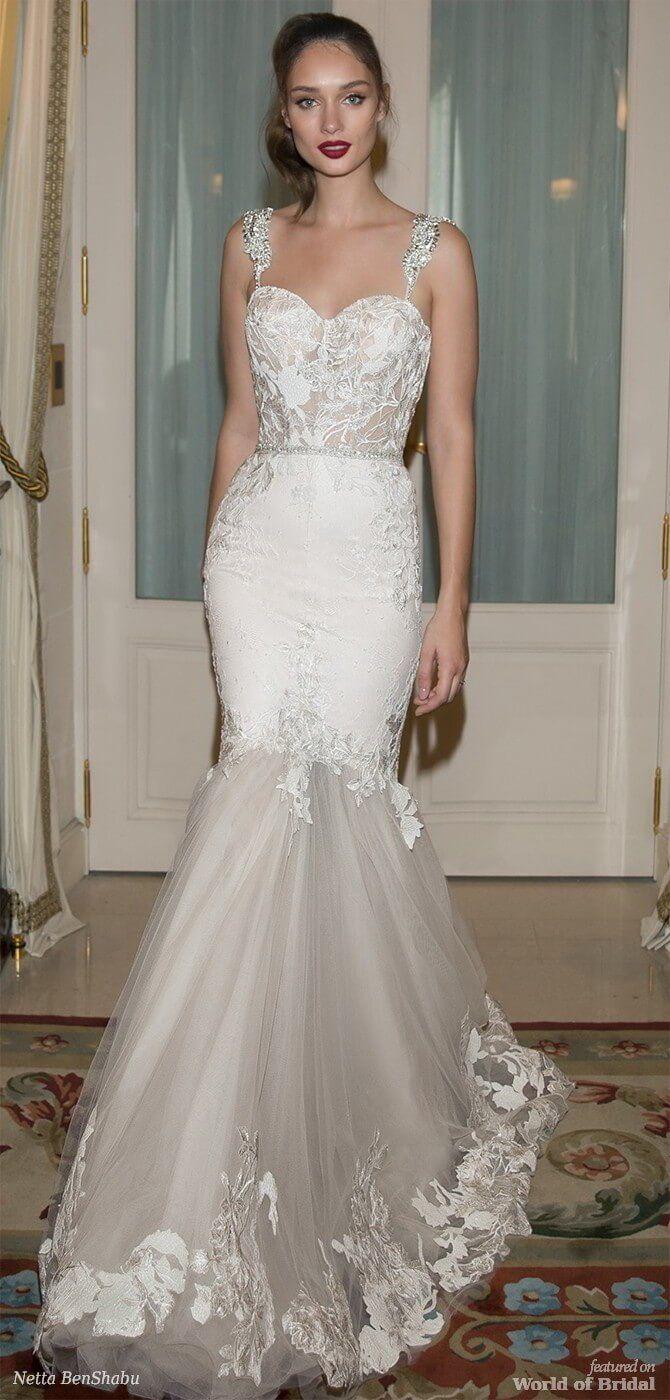 Netta benshabu wedding dresses