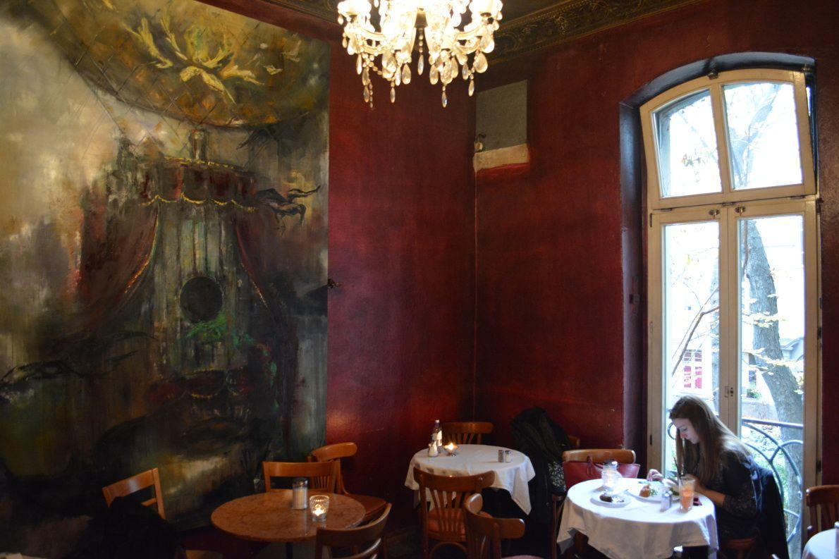 Schwarzes Caf Willkommen Im Berliner Wohnzimmer Pressentode By Jessica Karim Food