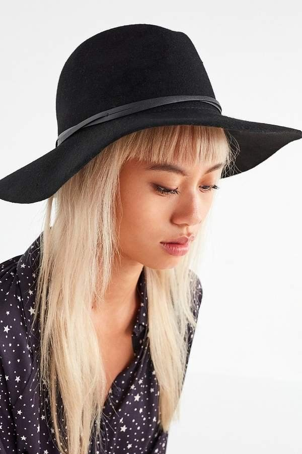 036eb0707 Urban Outfitters Anna Felt Panama Hat | What to wear? | Pinterest ...