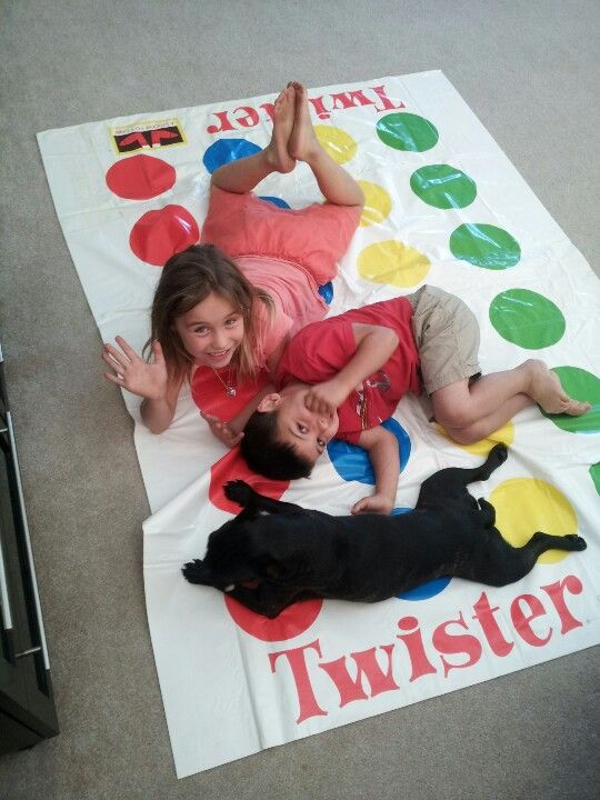 Frenchy twister