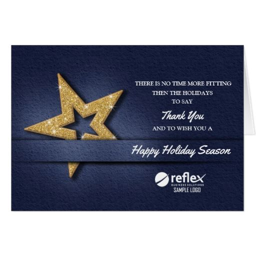 Business holiday thank you cards template business and corporate business holiday thank you cards template accmission Images
