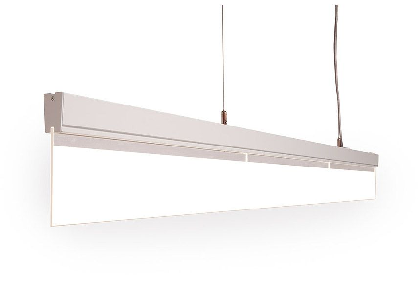 suspended lighting fixtures. There\u0027s Never Been A Lighting Fixture Quite Like It; The Lumination™ EL Series LED Luminaire Marks Beginning Of New Era In Interior. Suspended Fixtures N
