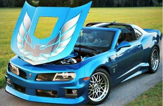 2016 Pontiac Firebird >> 2016 Pontiac Firebird Custom Kit American Motors Then Now
