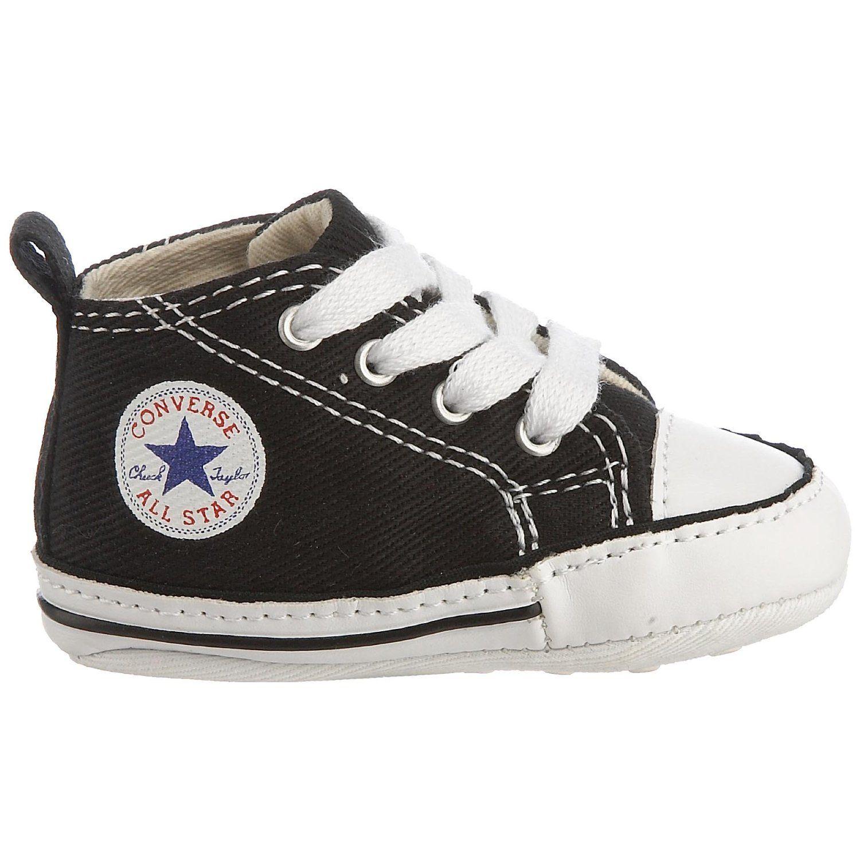 Star Crib Shoe   Baby converse shoes