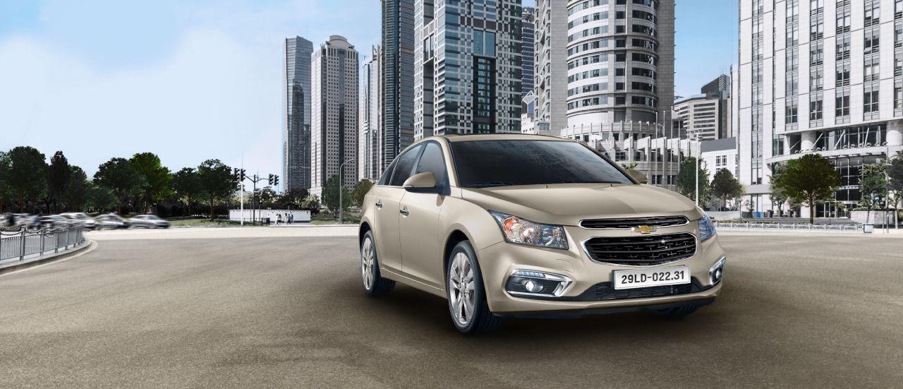 Bảng Bao Gia Xe Chevrolet Thang 01 2016 Co Hinh ảnh O To