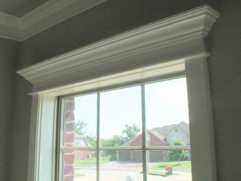 Window Crown Molding Ideas Home Improvement Pinterest