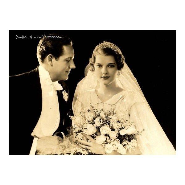 Vintage Wedding Photo Collection
