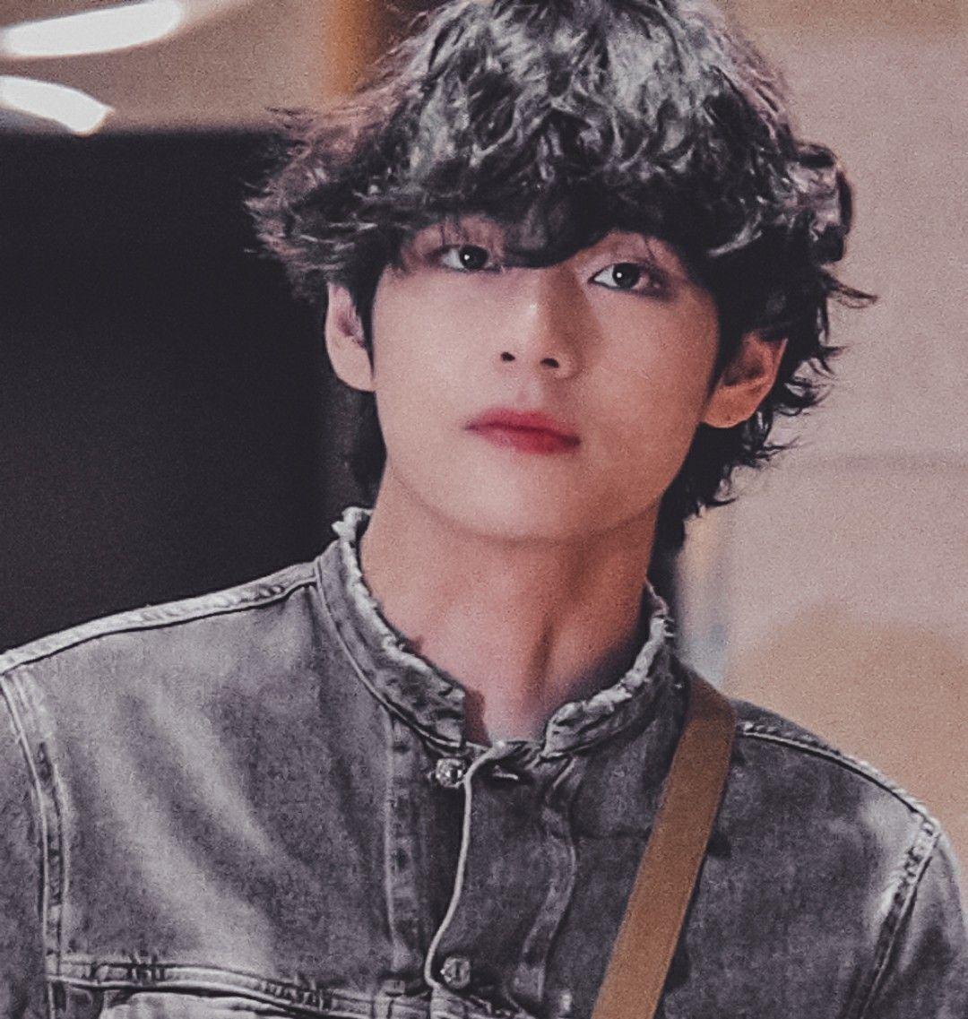 kim taehyung long hair v handsome 2020 angelica bemboom blogs