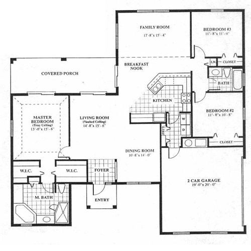 house floor plans with pictures The Importance of House Designs