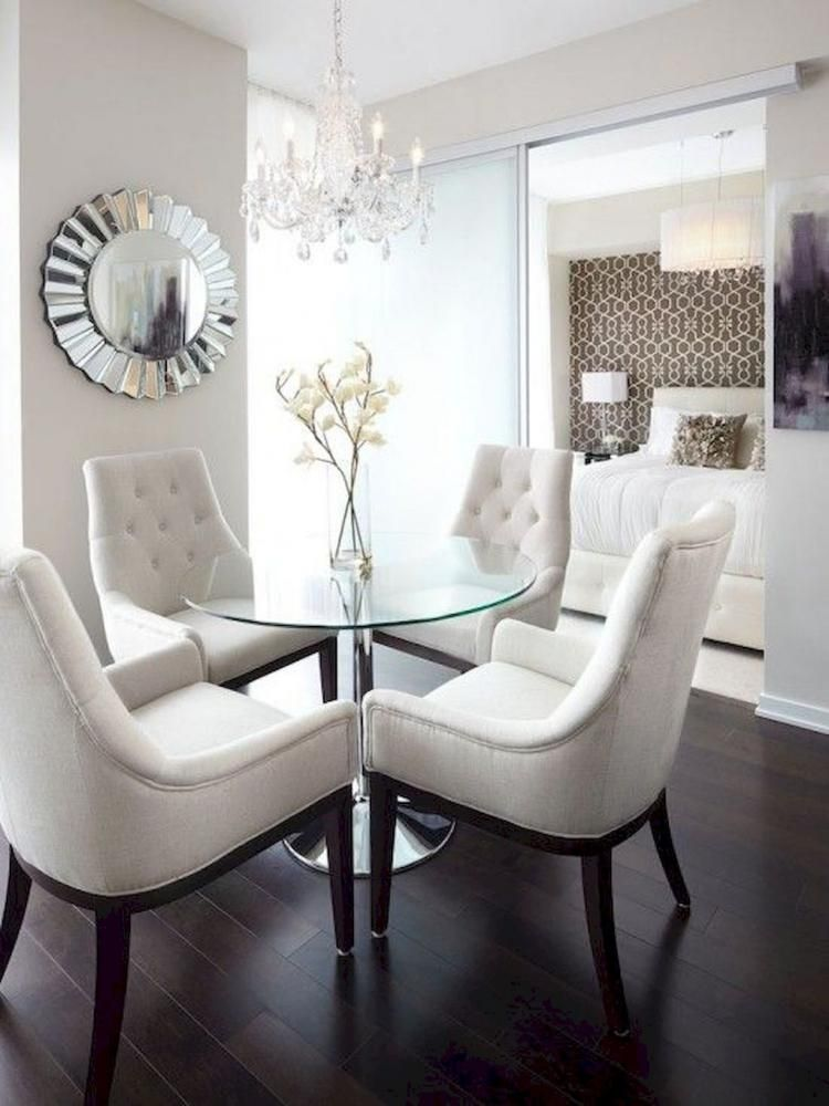 Small Modern Apartment Living Room Ideas: 85+ Astonishing Small Dining Room Decor Ideas