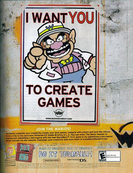 Warioware diy warioware do it yourself warioware games warioware diy warioware do it yourself warioware games nintendo solutioingenieria Gallery