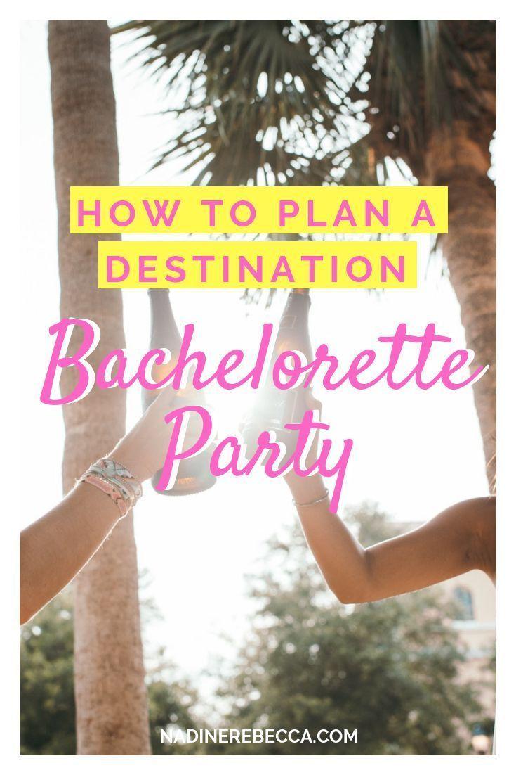 Photo of So planen Sie eine Destination Bachelorette Party