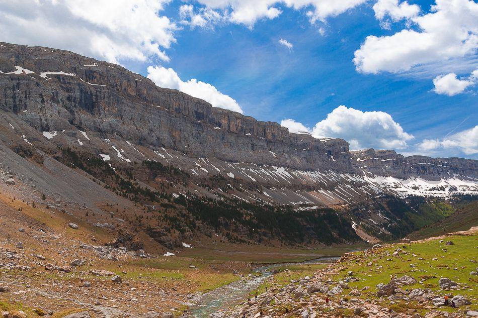 Valle De Ordesa Aragon Spain Pyrenees Mountains Ordesa Huesca Pirineos