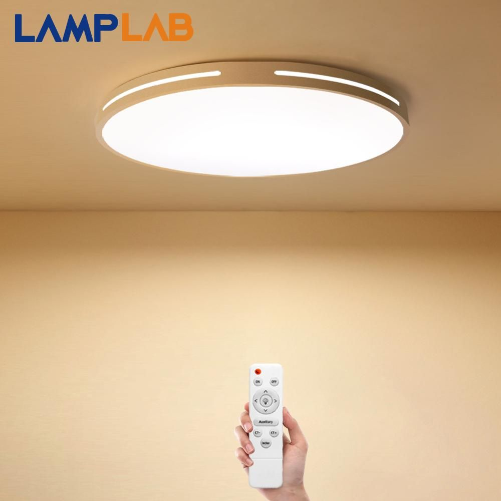 Modern Led Ceiling Light Lamp Lighting Fixture Surface Mount Flush Remote Control Dimmable 18w 48w In 2020 Ceiling Lights Led Ceiling Lights Modern Led Ceiling Lights
