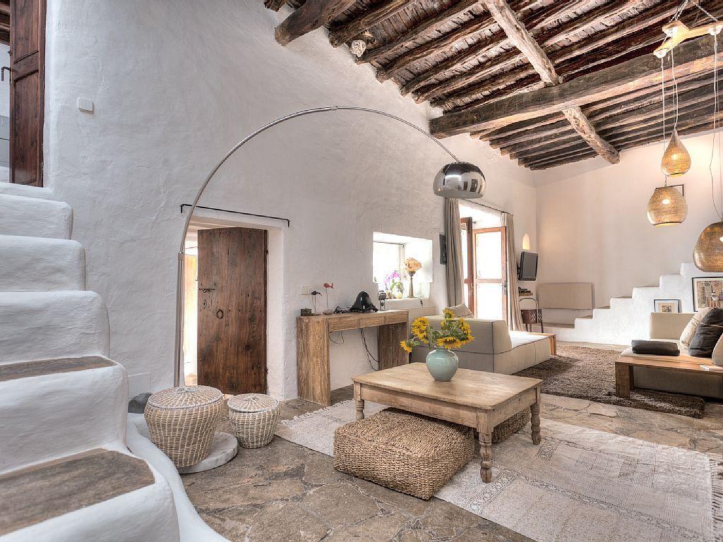 5 bedroom house interior  bedroom villa in san lorenzo sant llorenc sant joan de labritja