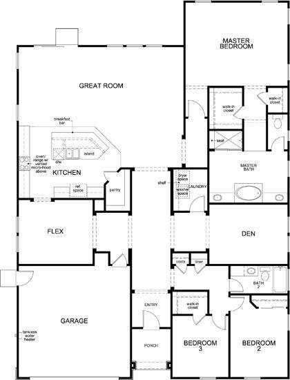 The Oliver Legato At Westpark Kb Home Kb Homes New Homes For Sale New Homes