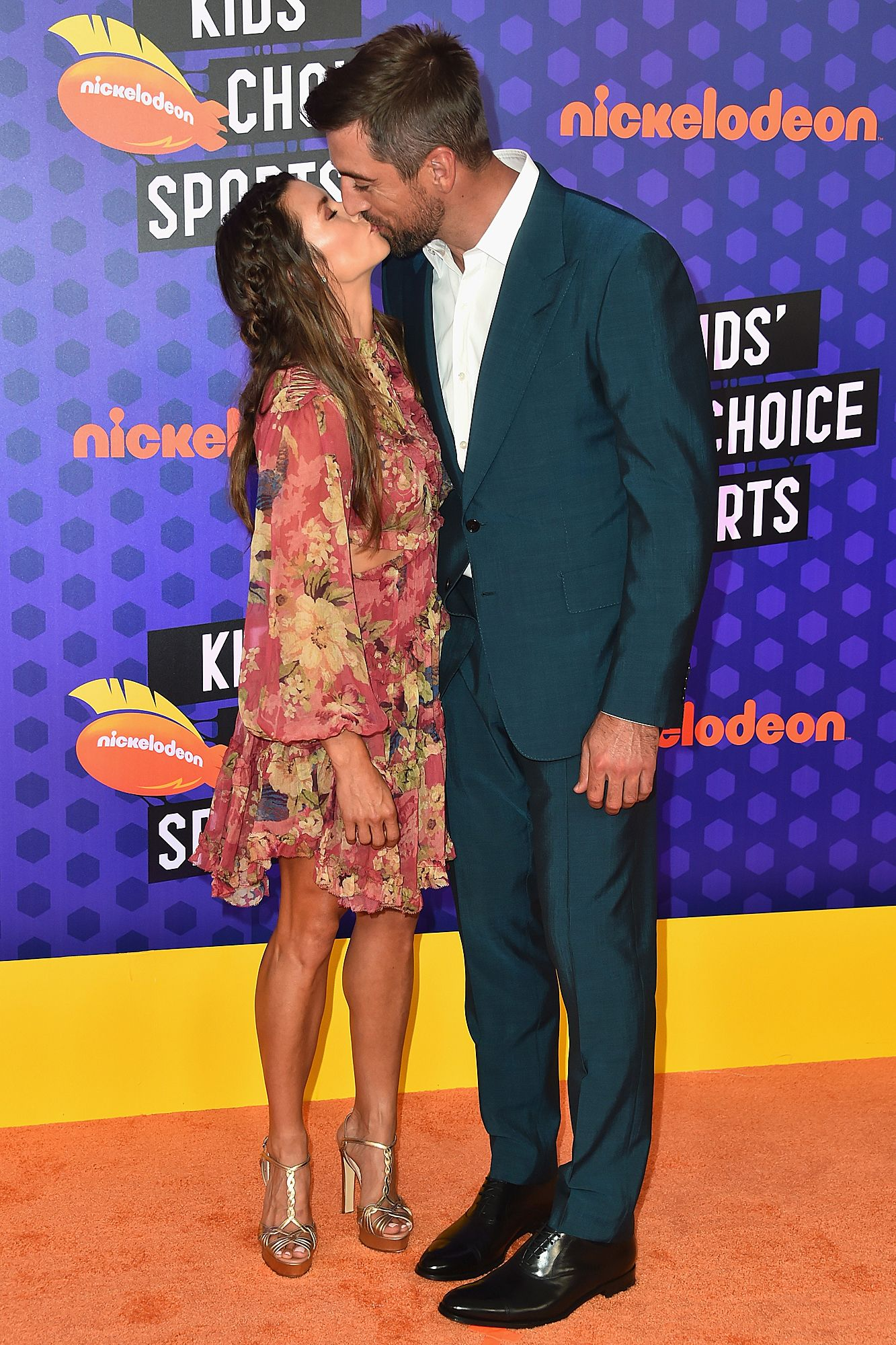 Danica Patrick Raves About Fantastic Relationship With Aaron Rodgers As She Jokes I Ll Probably Get Proposed To Danica Patrick Aaron Rodgers Patrick