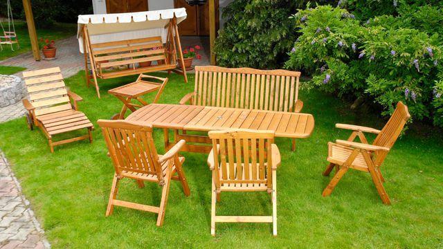 Nettoyer mobilier de jardin en teck | jardin | Mobilier ...
