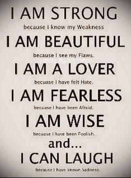 I Am Strong Wonder Quotes Cool Words Inspirational Words