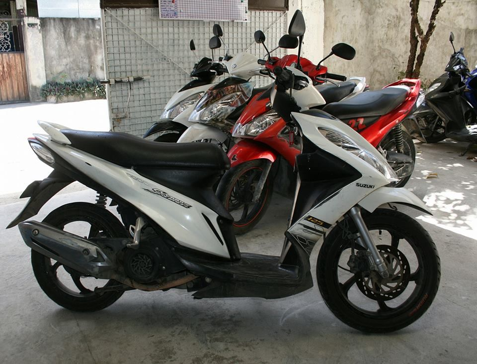 NEW SCOOTER TO RENT IN CEBY CITY. VISIT FOR