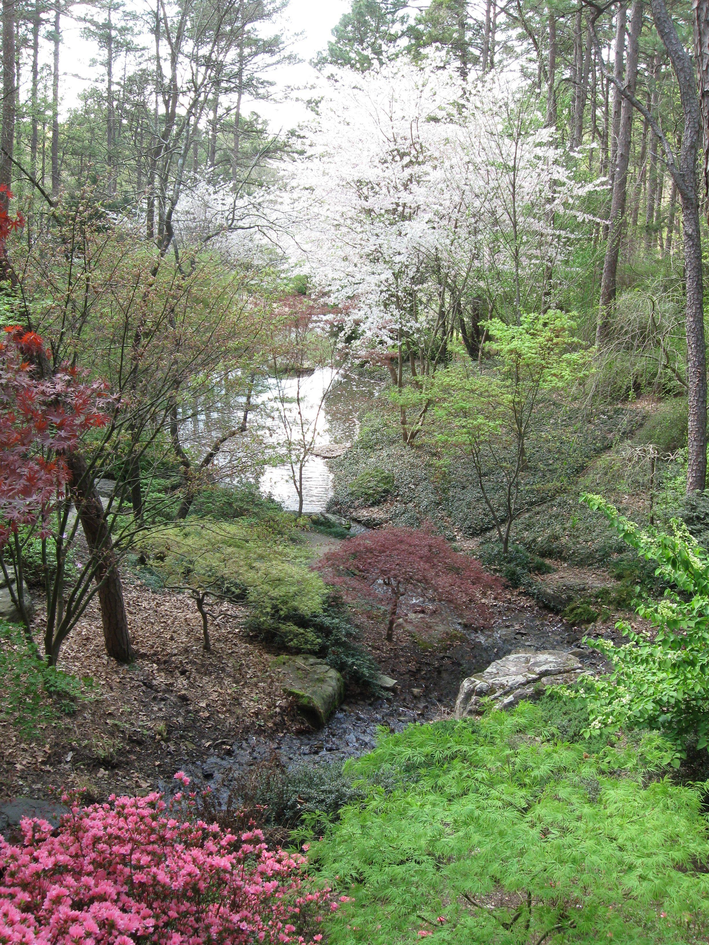We Missed Garvan Woodland Gardens On Our Trip To Hot Springs