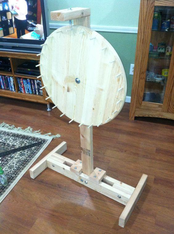 Diy Wheel Of Fortune Diy Spinning Wheel Wheel Of Fortune Diy Games