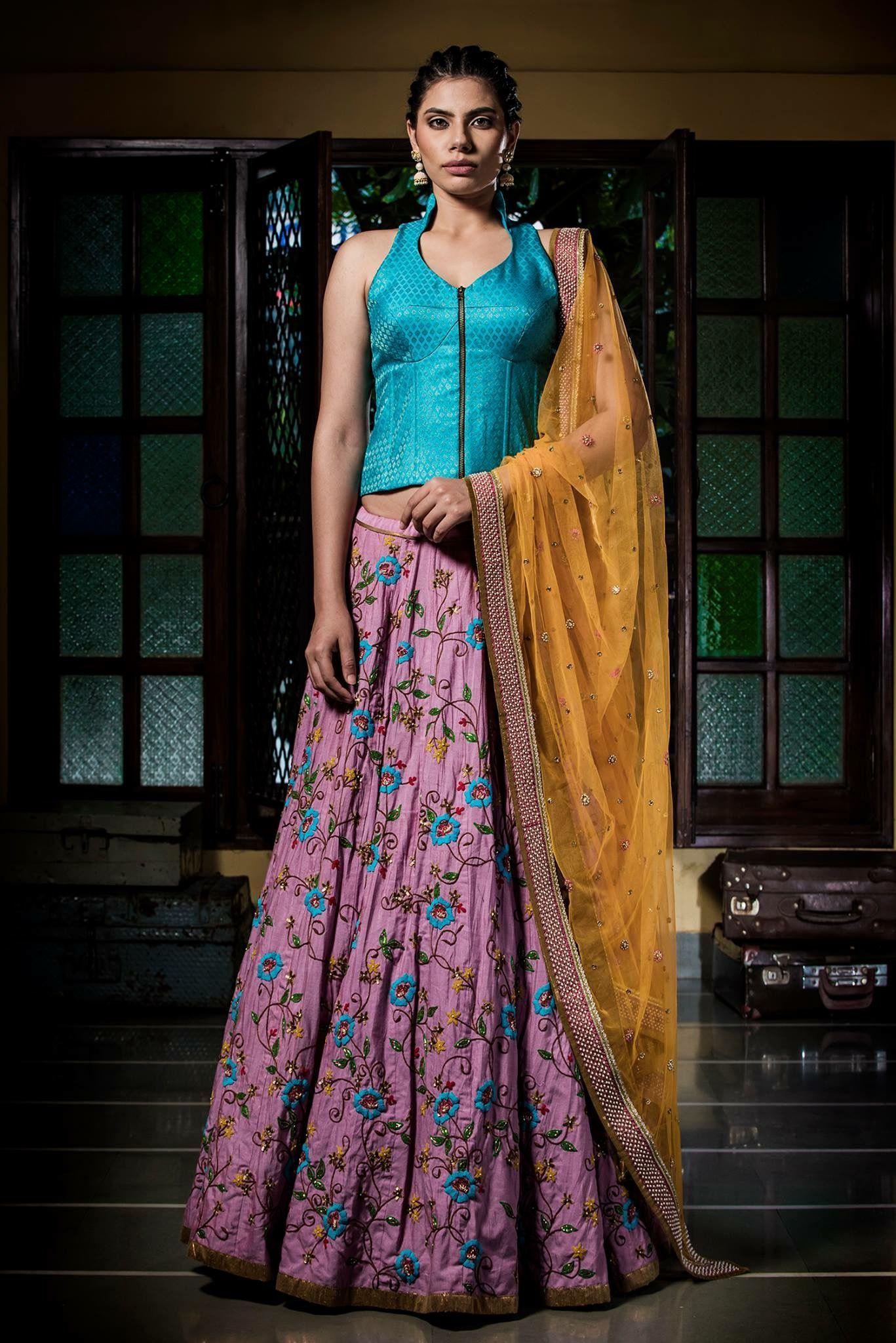 Pin by Spandana Reddy Sappidi on Dresses,sarees,lehangas | Pinterest ...