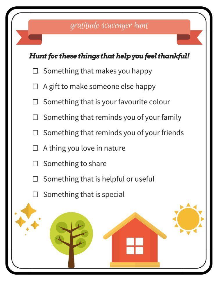 Easy Gratitude Activities for Kids | Gratitude activities ...