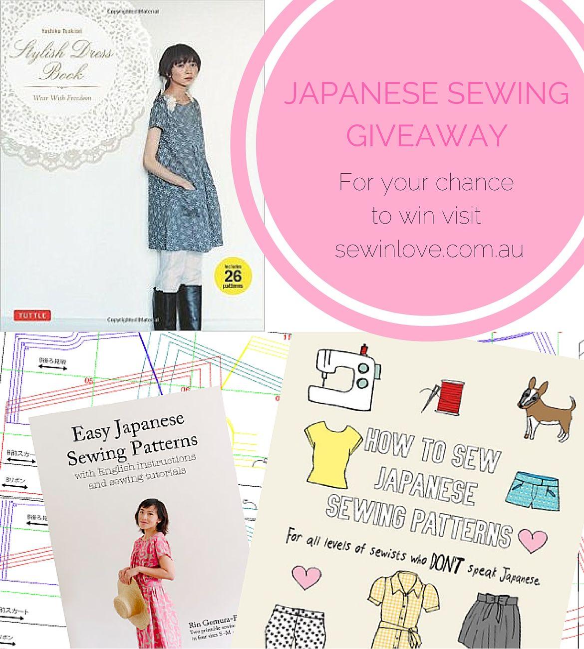 Win Stylish Dress Book Japanese Sewing Ebook Japanese Sewing Sewing Ebook Japanese Sewing Patterns