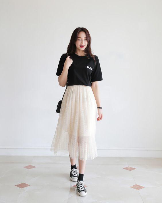 T I Tr C Ch N V Y Pinterest Korean Fashion Korean And Clothes