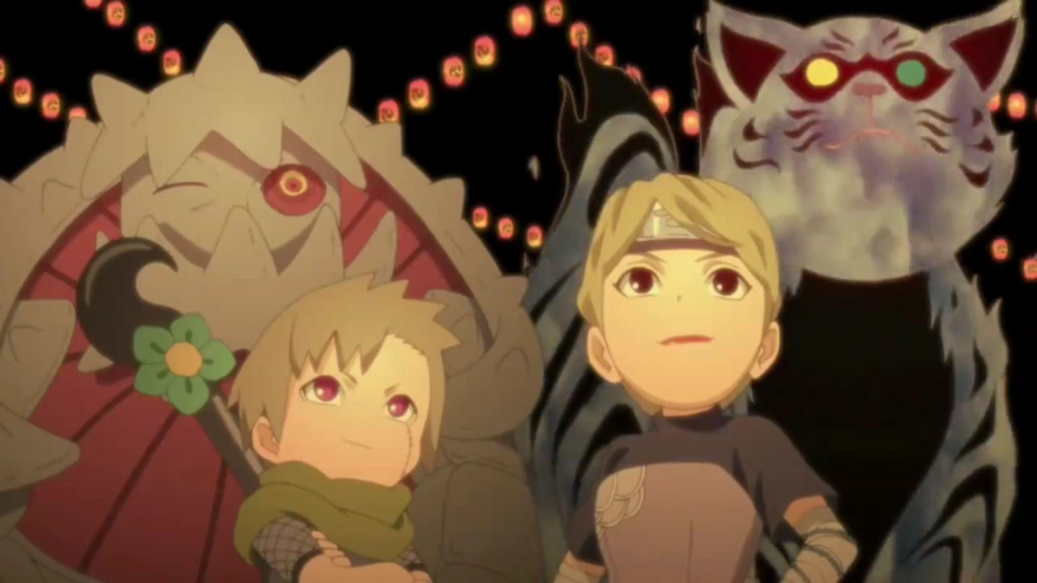 Yugito & Matatabi    Yagura & Isobu    Naruto Shippuden   Anime, Anime  naruto, Anime music