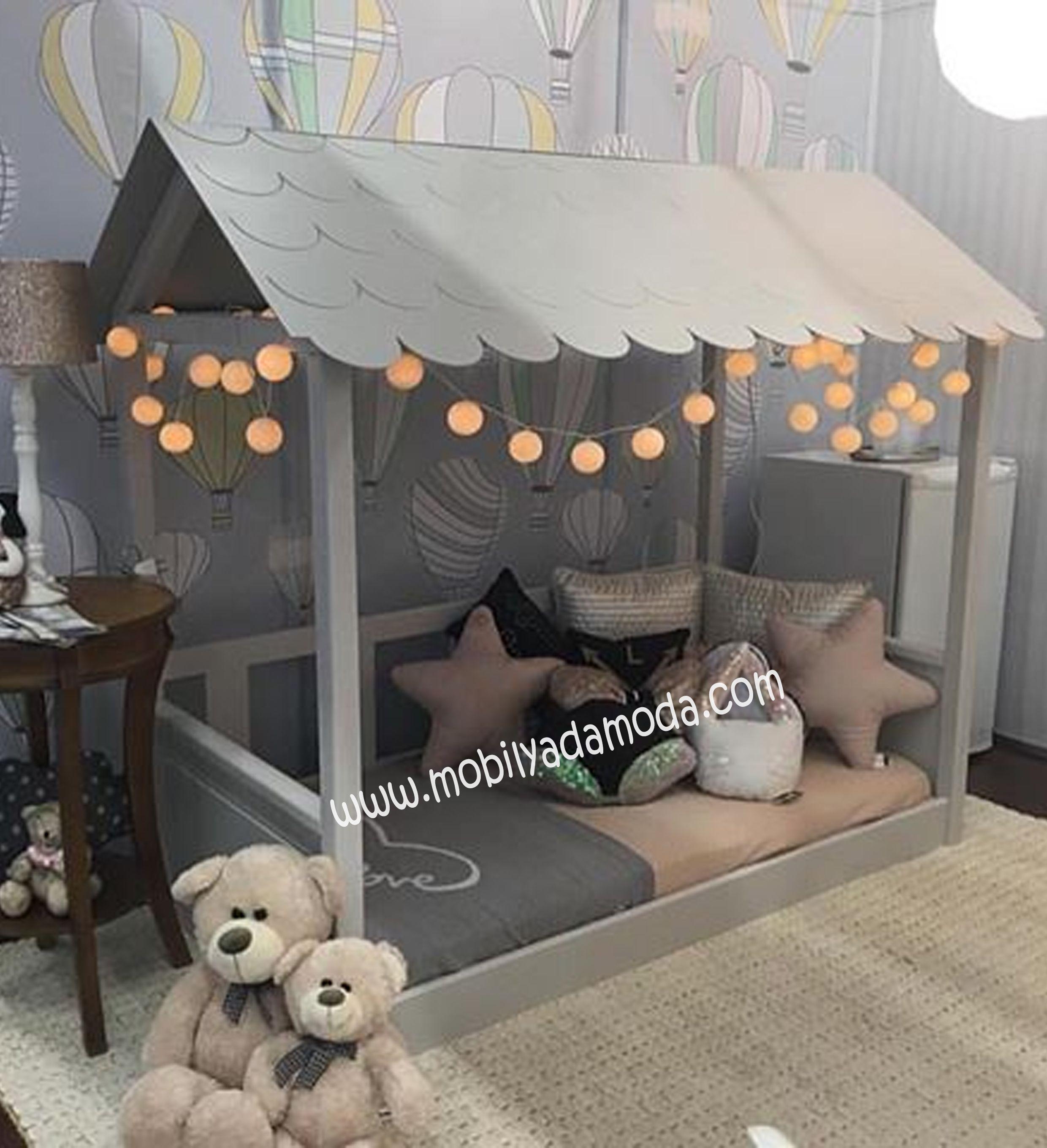 Basement play house idea. | Cearra room | Pinterest | Kinderzimmer ...
