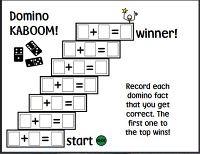daily 5 math games!