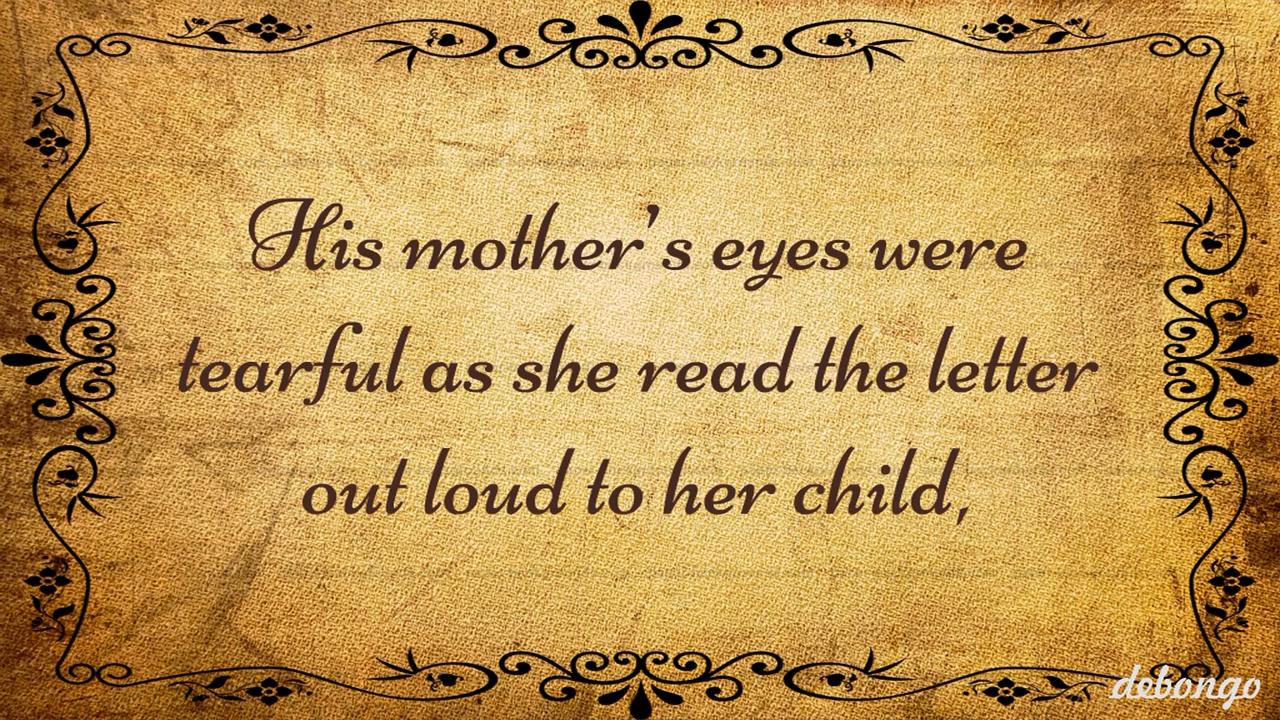 Mother Love - Short Story