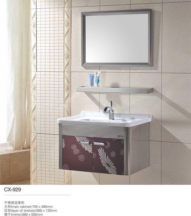Bathroom Vanity And Sink Combo 36 Inch Vanity Sink Stainless Steel Bathroom Vanity Bathroom Vanity