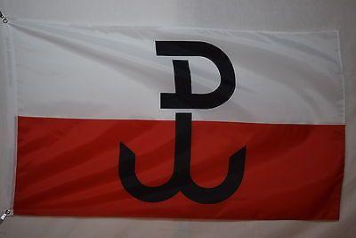 Poland Polish AK ARMIA KRAJOWA Badge THE HOME ARMY WW2 WWII PIN EAGLE UPRISING