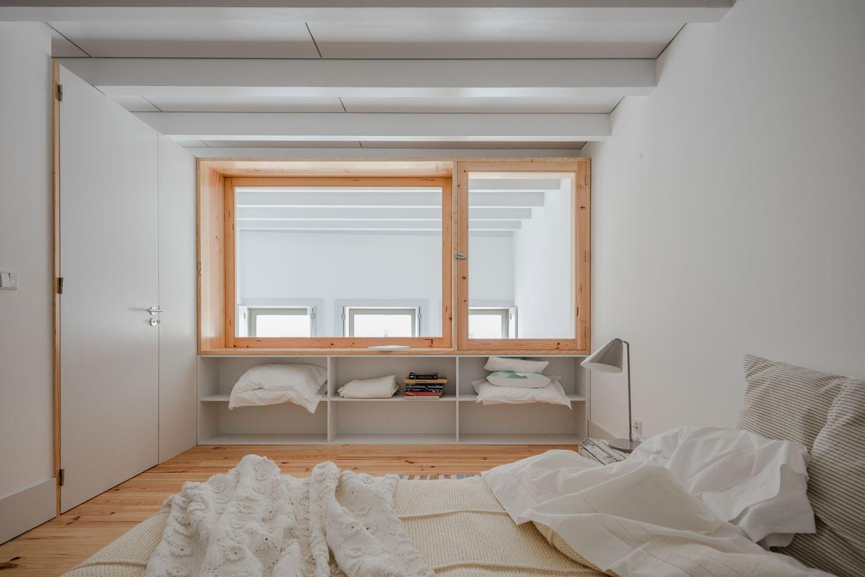 Alves da Veiga / Pedro Ferreira Architecture Studio - interior/bedroom