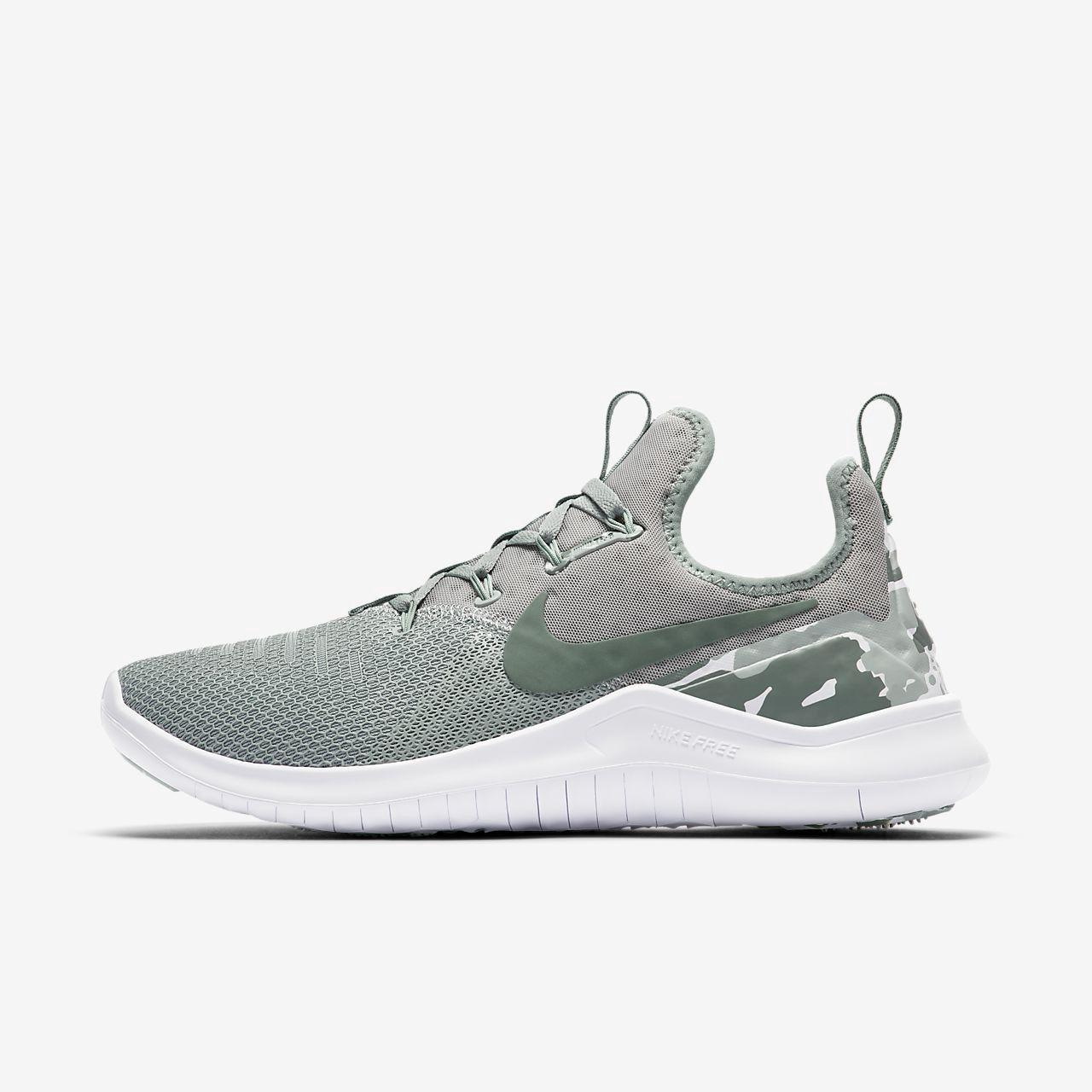 8649d83825a9 ... shopping nike free tr 8 womens training shoe 7.5 green 9665d 63bd0