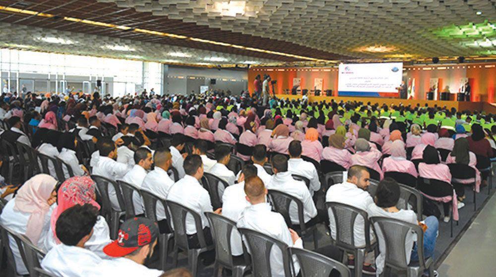 مركز الصفدي للتدريب المهني المعجل 961 متخرجا في 13 مهنة نتاج العام الأول Articles