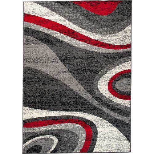 Teppich Taurean in Dunkelgrau 17 Stories Teppichgröße: Rechteckig 160 cm x 220 cm