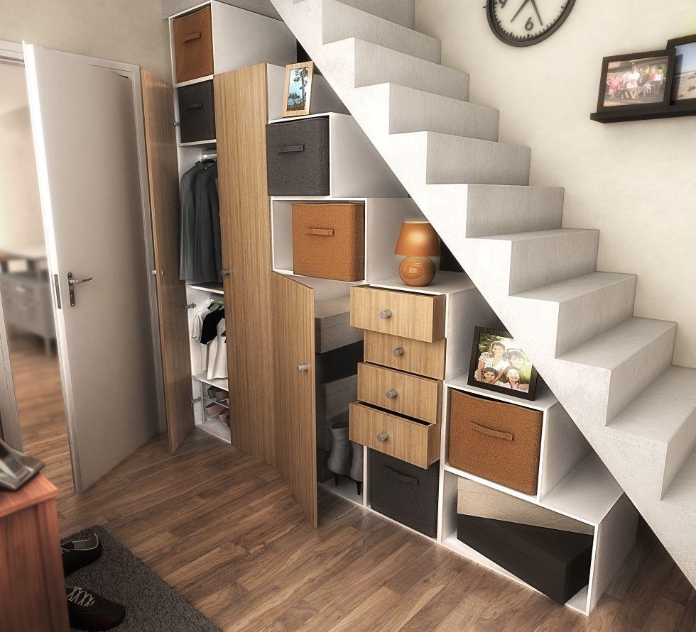 From Leroy Merlin Bajo Las Escaleras Escaleras Decoracion De Exteriores