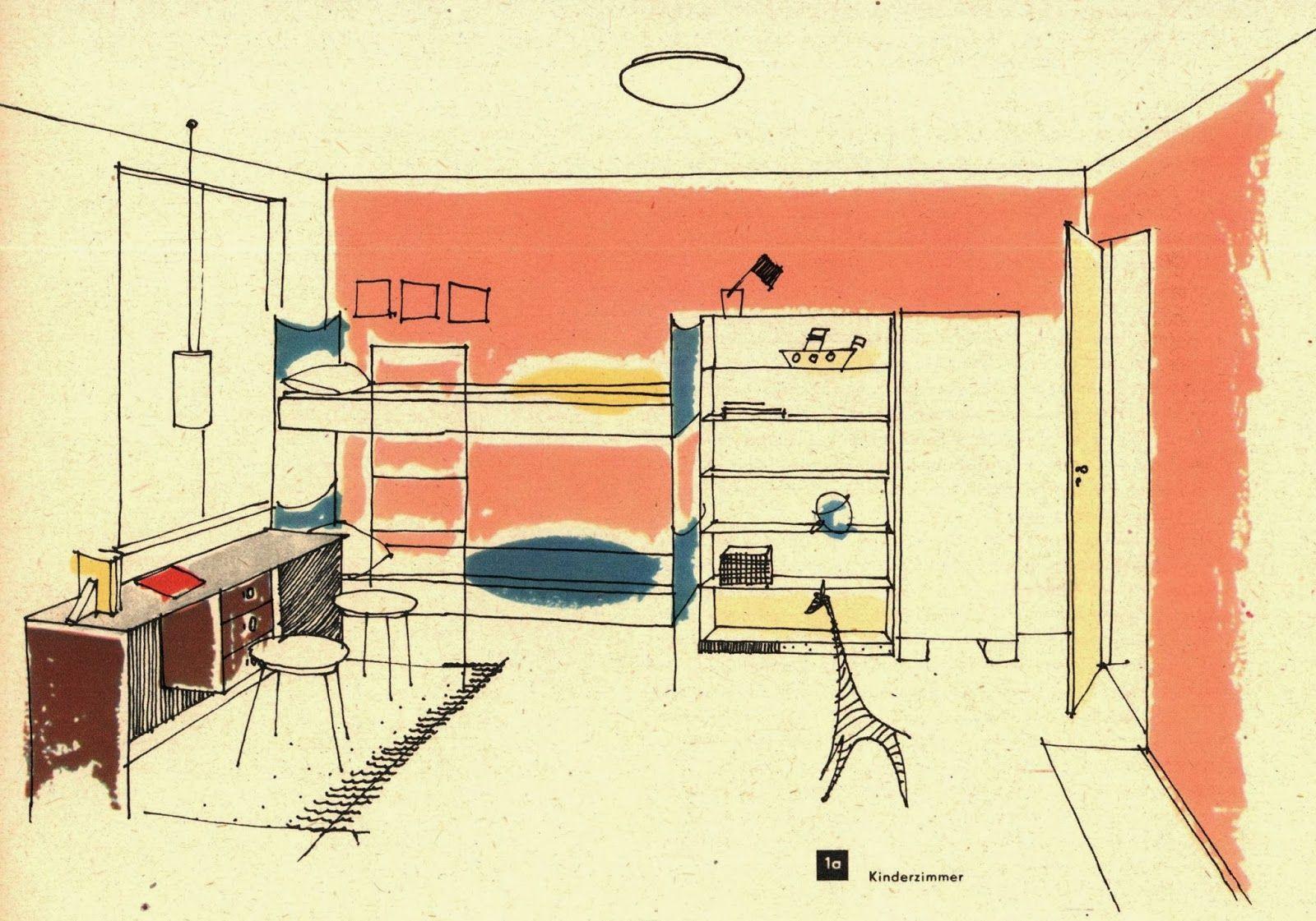 diePuppenstubensammlerin: Kinderzimmer - Paul Hübsch - nursery