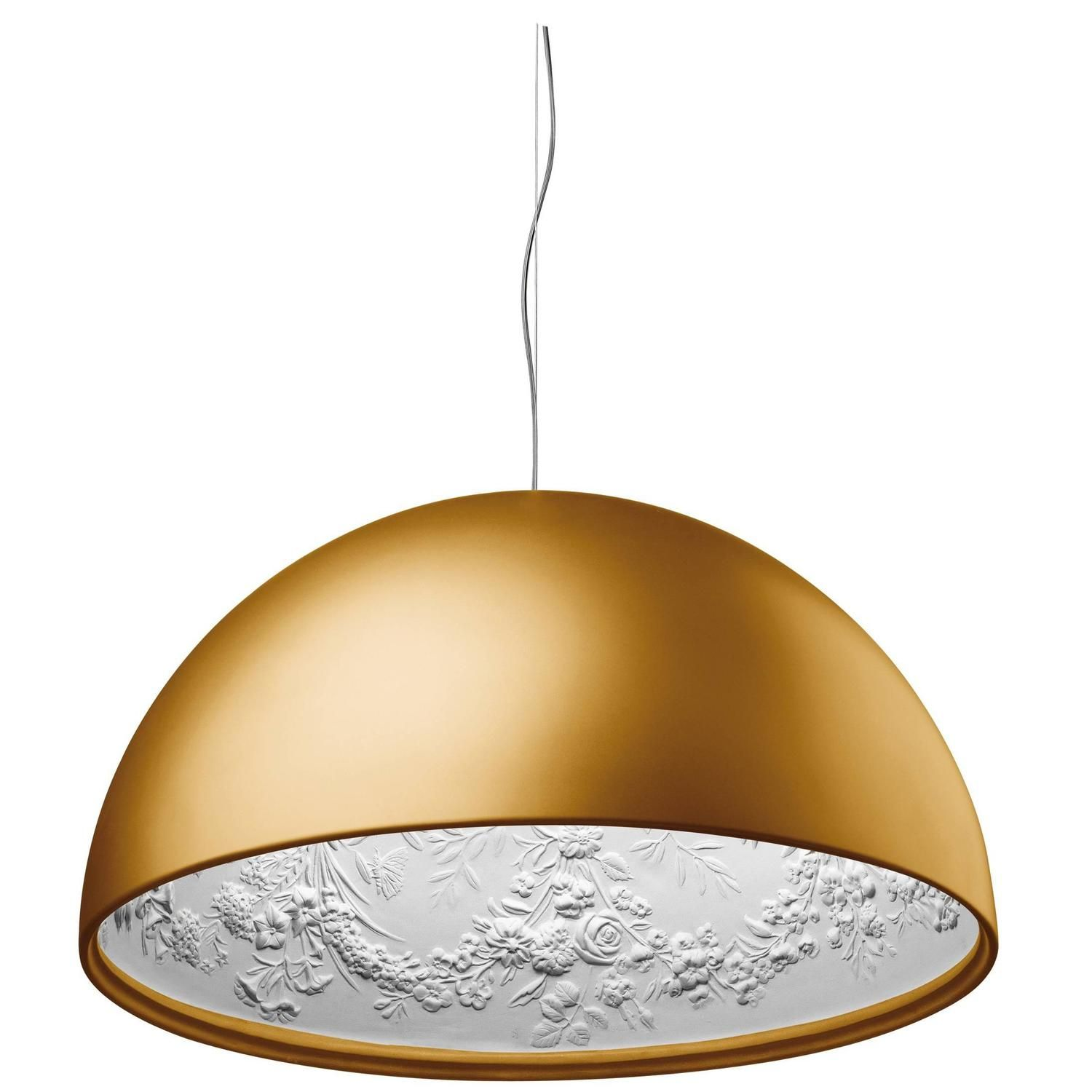 Marcel Wanders Verlichting Gold Flos Skygarden S1 Suspension Lamp By Marcel Wanders 1stdibs